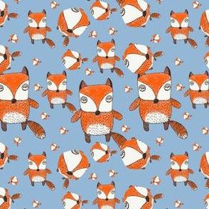 baby foxy (light blue)