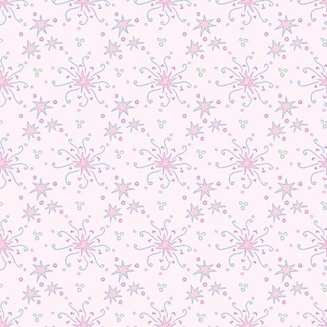 Star Swirls of Hope fabric by jewelraider on Spoonflower - custom fabric