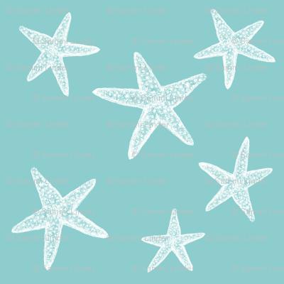 Tiffany Starfish Kiss