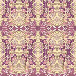 Autumn Color Geometry