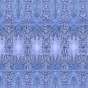 Snakey Guitars (Blue)