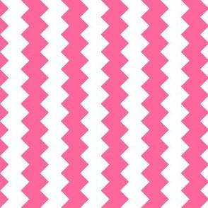 Spike Waves - Pink