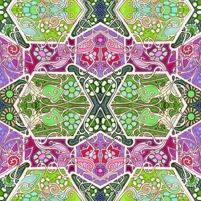 Art Nouveau Geometry