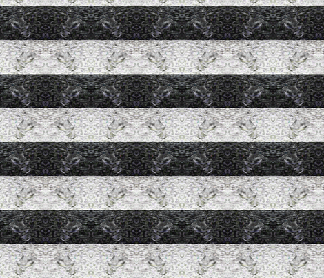 Black_and_White_Swan fabric by gothiccolour on Spoonflower - custom fabric