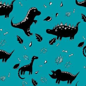 Mesozoic Mates Blue