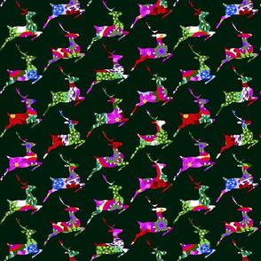 Flying Reindeer 3