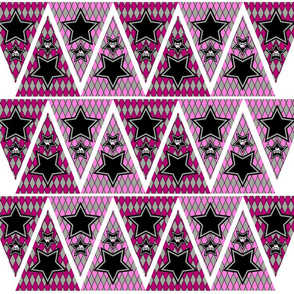 Mini-Bunting_Banner-Girly-skull-stars_with_pinks