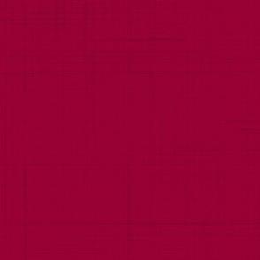 linen merlot red