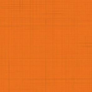 linen carrot orange