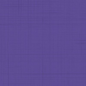 linen indigo purple