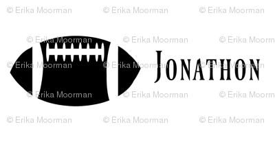 Football Mod - PERSONALIZED Jonathan