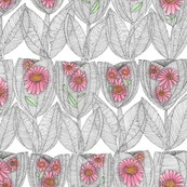 Tulips Flowerbed