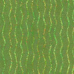 Fern Green Ripples