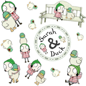 Sarah and Duck