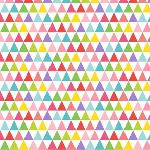 geo jane no.5 rainbow triangles