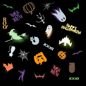 Halloween Toss