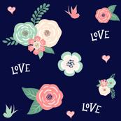 Love & Flowers