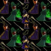 Sassy Witches