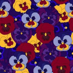 Mary Evelyn Pansy