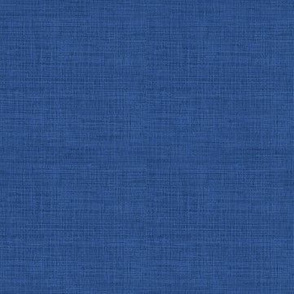 Linen Bright Blue