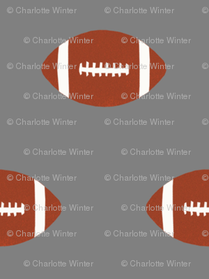 grey football fabric sports football sport fabric kids boys grey