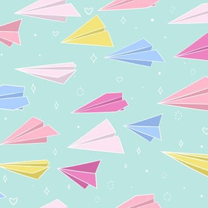 Little Paper Airplanes