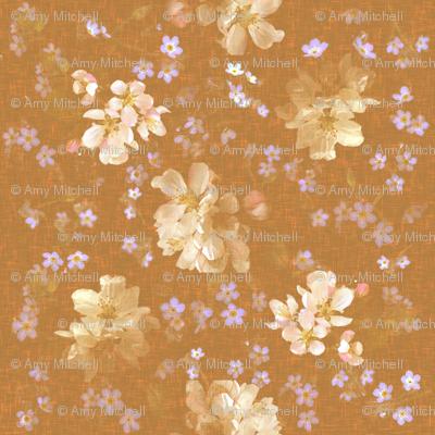 Hope Flowers - orange