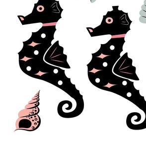 Mermaid Appliques