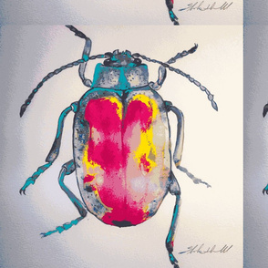Chrysolina Fatsuo by Liz H Lovell-ch