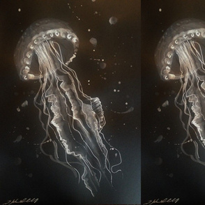 Jellyfish by Liz H Lovell