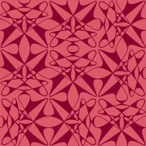 Dissolving Dots - Pink