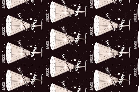 Bubbling Speakeasy fabric by menny on Spoonflower - custom fabric