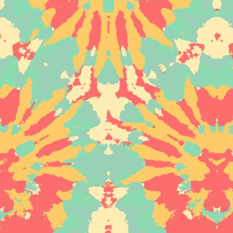 #SAGE Beach Tie Dye  fabric by karwilbedesigns on Spoonflower - custom fabric
