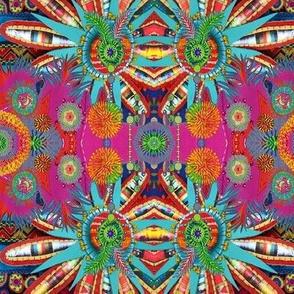 Carnival Kaleidoscope