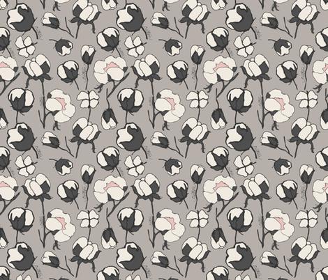 Cotton Bloom fabric by mariah_girl on Spoonflower - custom fabric