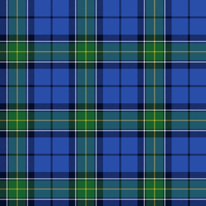 Rhode Island official tartan, dark