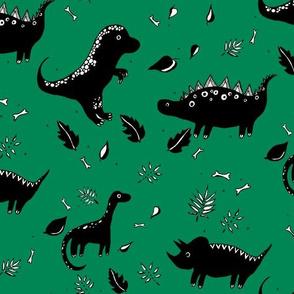 Mesozoic Mates Green