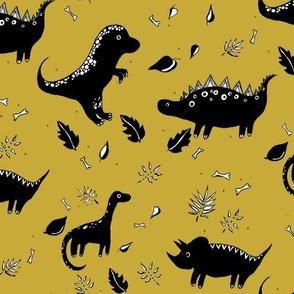 Mesozoic Mates Yellow