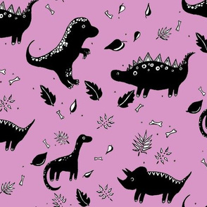 Mesozoic Mates Pink