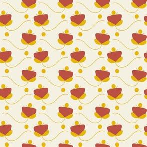 Teacup flower