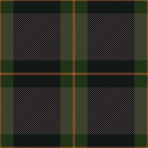 Dark Green Plaid