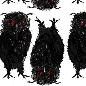 Inky Owls