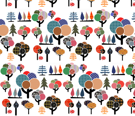 Park fabric by boris_thumbkin on Spoonflower - custom fabric
