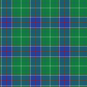 Tennessee official state tartan