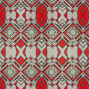 African Red Geometric