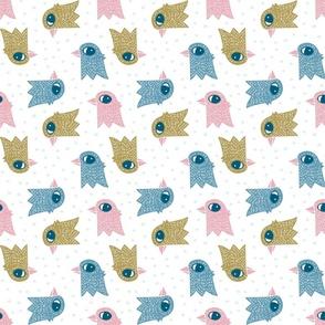 Suspicious birds
