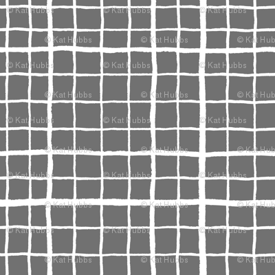 Grid Love - Grey
