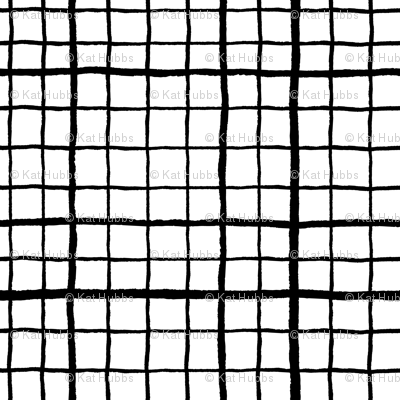 Grid Love - White