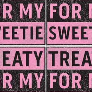 Treaty For My Sweetie