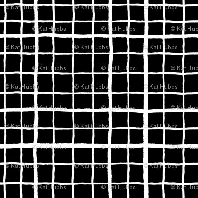 Grid Love - Black